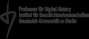 Logo Digital History an der HU Berlin